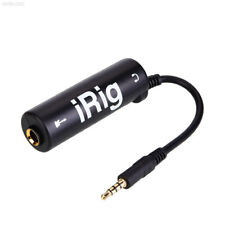 606F New 1pcs Guitar Interface IRig Converter Replacement Guitar For Phone