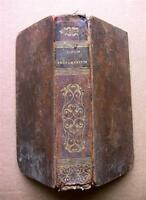 1839 JESUS CHRIST TESTAMENTUM NOUVEAU TESTAM EVANGILES LIVRE BIBLE BOOK RELIGION
