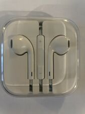 genuine apple earphones New Sealed