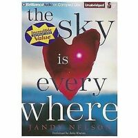 The Sky Is Everywhere, Jandy Nelson (2012, CD, Unabridged) Audio Book Free Ship!