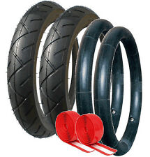 Puncture Resistant Tyres  Inner Tubes for Pushchairs