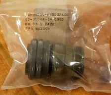AMPHENOL 97-3106A24, 28 Pin Circular Industrial Plug - NEW