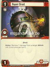 Star Wars LCG - 1x Repair Droid  #116 - Base Set