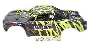 Arrma MOJAVE 6s BLX V2 - Body Shell (BLACK GREEN cover & Interior ARA7604V2