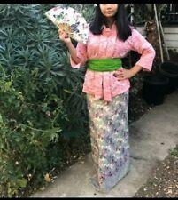 Ethnic Clothing Batik Kebaya Bali Indonesia