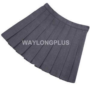Hermione Granger Hogwarts Skirt Women Pleated Sailor Skirt College Uniform