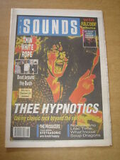 SOUNDS 1990 MAY 5 THIN WHITE ROPE HYPNOTICS PRODUCERS STETSASONIC SOUP DRAGONS