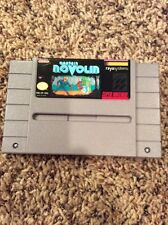 Captain Novolin (Super Nintendo Entertainment System, 1992)