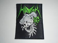 HAVOK THRASH METAL EMBROIDERED PATCH