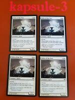 4x Niblis of the Mist | Dark Ascension | MTG Magic Cards