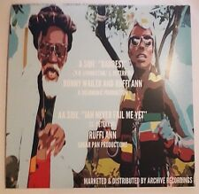 BUNNY WAILER AND RUFFI ANN - BADDEST (ARCHIVE/SUGAR PAN 7 INCH)
