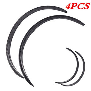 Rubber Wheel Eyebrow Arch Lips Trim Cover For Car Truck Fender Flares Protector