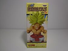 Banpresto BROLY Dragon Ball Kai WCF DWC World Collectable Figure Vol 7 051 Broly