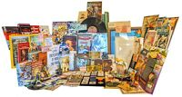 ⭐️🐄 HUGE 28lb Vintage JUNK DRAWER LOT 💎 GEMS Jewelry SILVER Coins GOLD Fun