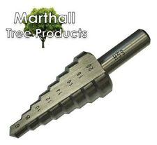 **CLEARENCE** Faithfull FAISD620 HSS Step Drill Bit 6-20mm