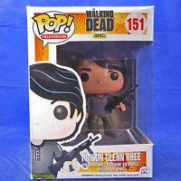 Funko Pop! Vinyl Figure Television The Walking Dead #151 Prison Glenn Rhee