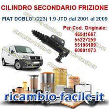 CILINDRO SECONDARIO FRIZIONE FIAT DOBLO' 1.9 DIESEL JTD 1900 46541667 55227259