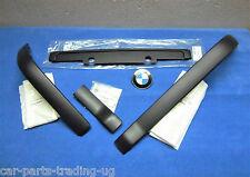BMW e36 318i Cabrio NEU Satz Leisten M-Paket M3 Stoßstange vorne rechts links