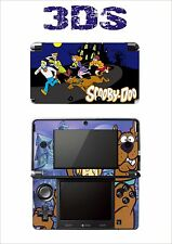 SKIN STICKER AUTOCOLLANT DECO POUR NINTENDO 3DS REF 29 SCOOBY DOO