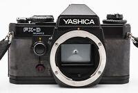 Yashica FX-D Quartz SLR Kamera analoge Spiegelreflexkamera Gehäuse