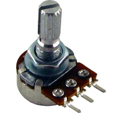 Marshall amp potentiometer 16mm 1M log/audio PC mount