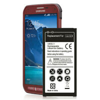 6500mAh Extra Backup Battery For Samsung Galaxy S5 Active SM-G870A, SM-S903VL