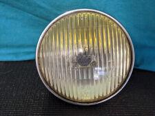 Mercedes W123 OEM AMBER Bosch Fog Light Lamp (Tested, Bright!) 1976-1986