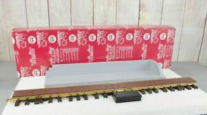 LGB (10154) TRIGGER / RELEASE TRACK FOR FUNCTIONAL TROLLEYS with PVC PLATFORM