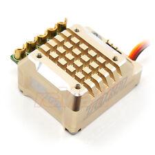 SKYRC TORO TS120A Pro-Comp Alum. Brushless ESC Champagne Gold Car #SK-300062-03