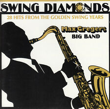 Max Greger - Swing Diamonds CD Jazz Swing