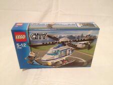 lego City 7741 Police Hélicoptère NEUF 1 édition