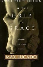 (New) In the Grip of Grace Your Father Always Caught You. (Large Print)