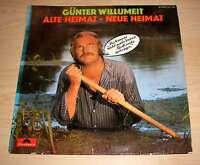 Günter Willumeit - Alte Heimat - Neue Heimat - LP 12'' Zoll Schallplatte