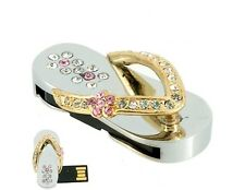 4 GB USB mémoire clé Clé mémoire tongs chaussure sandale sandales