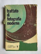 Langford, TRATTATO DI FOTOGRAFIA MODERNA, Il Castello, 1969