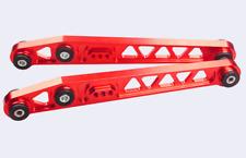 UKNEST Aluminium Rear Lower Control Arm for 96-00 Honda Civic EK Red Set