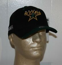 CCM Dallas Stars Plain Logo Velcroback Hat Cap