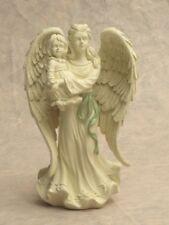 Engelfigur Segensengel für Baby Junge NEU Geburt Taufe Engel