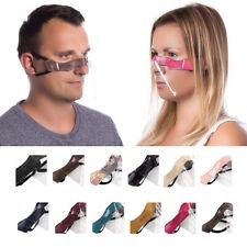 SURAZO Visière Masque de protection Demi-Casque Taille Universel Réutilisable