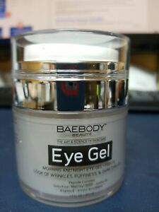 Baebody Eye Gel Dark Circles Puffiness Wrinkles Bags Most Effective Anti-Aging
