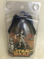 Star Wars ROTS 2005 Tactical Ops Trooper Vader's Legion Action Figure #65 NIP