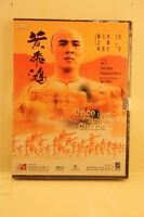 Once Upon A Time In China , Jet Li DVD Chinese edition with English subtitle