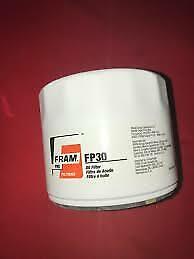 6 PACK FRAM FP30 SHORT OIL FILTER Z40 EQUIVALENT FOR CHEV MERCRUISER OMC VOLVO