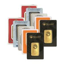 1 oz Gold Bar | Sealed In Assay | Lot of 10