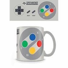 Nintendo SNES Console Controller Ceramic Coffee Mug