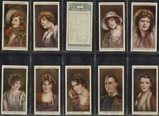 More details for full set, wills, cinema stars, 2nd series 1928
