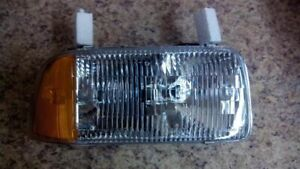 Passenger Headlight Composite GMC Fits 94-97 S10/S15/SONOMA 662037