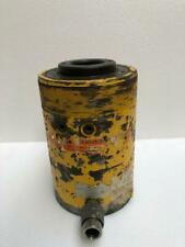 """ENERPAC RCH 603 HYDRAULIC HOLLOW CYLINDER 60 TONS CAPACITY 3"""" STROKE (3)"""