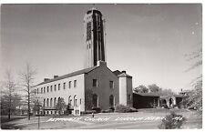 Antique RPPC Postcard Plymouth Church (1st Church in Lincoln Nebraska NE)