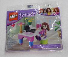 LEGO FRIENDS 30102 Olivia's Desk SEALED Polybag NEW